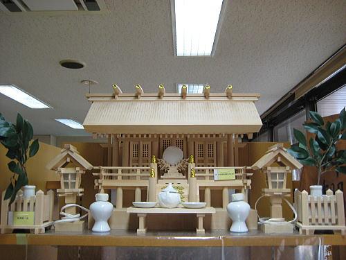 富山の神棚