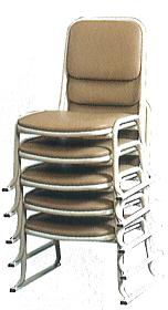 本堂用椅子(スチールパイプ)SH260の説明
