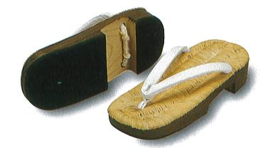 草履 高級表のざきタタミ右近(白皮付)
